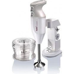 Bamix Deluxe Blender 180 Watt White