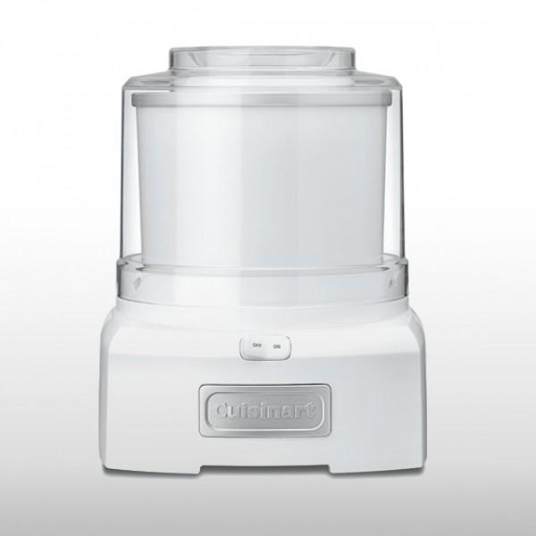 Cuisinart ICE CREAM MAKER 1.5Lt - White