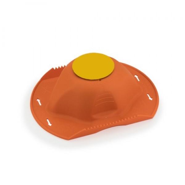 Borner V-Slicer Safety Hat Orange