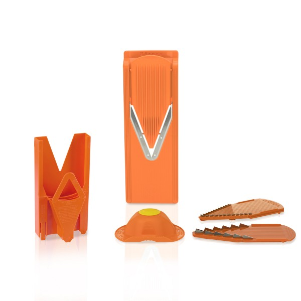 Borner V-Slicer V3 Trendline with Multibox holder Orange