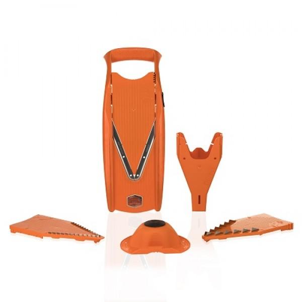 Borner Slicer V5 PowerLine Starter Set Orange