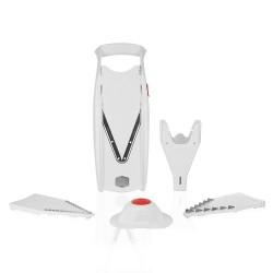 Borner Slicer V5 PowerLine Starter Set White