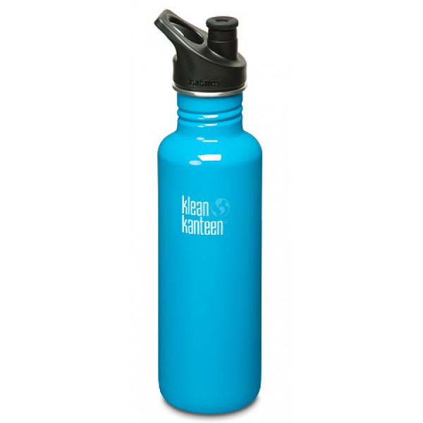 Klean Kanteen Classic 800ml 27oz Bottle - Channel Island