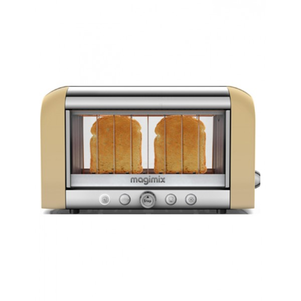 Magimix Vision  Toaster 2 Slice Almond