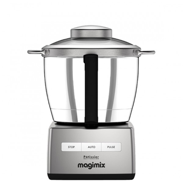 Magimix PATISSIER Multifunction Matt Chrome