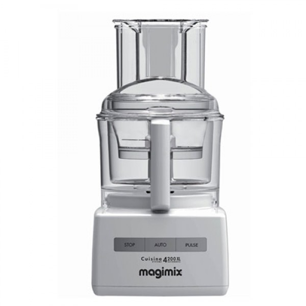 Magimix Food Processor 4200XL White