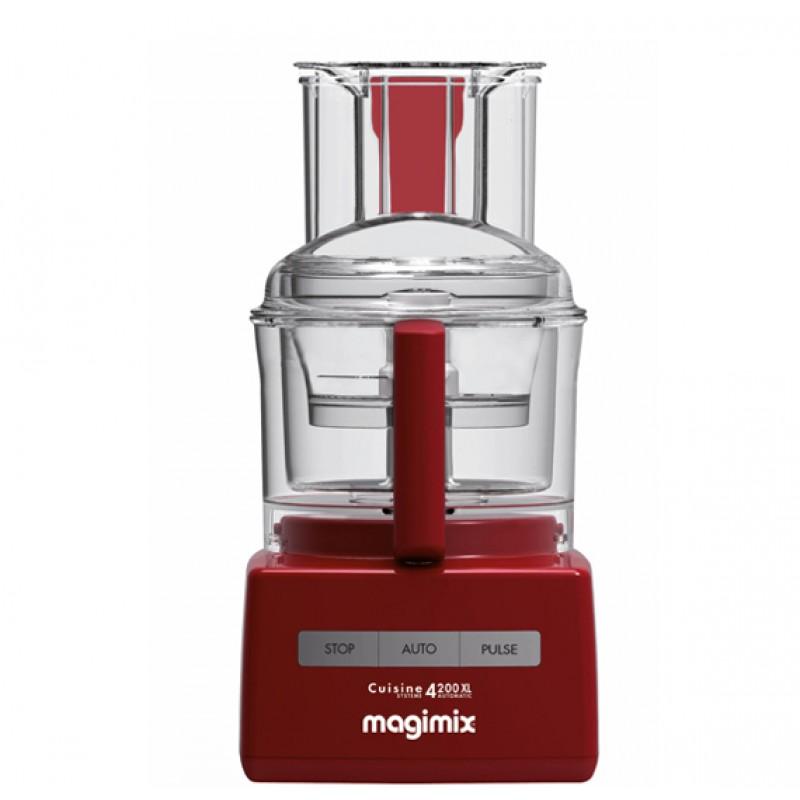Magimix Food Processor  Red