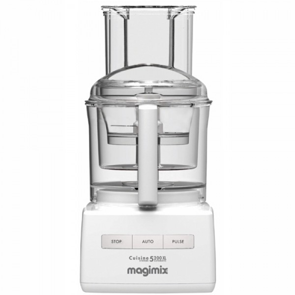 Magimix Food Processor 5200XL White
