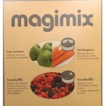 Magimix Juice Extractor and SmothieMix attachment for 4200-5200-XL