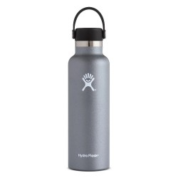 Hydro Flask Standard Mouth 621ml (21oz) Graphite
