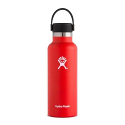 Hydro Flask Standard Mouth 532ml (18oz) Lava