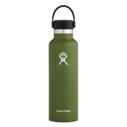 Hydro Flask Standard Mouth 621ml (21oz) Olive