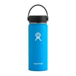 Hydro Flask Wide Mouth Bottle 523ml (18oz) Pacific